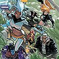 Panini marvel all new x-men
