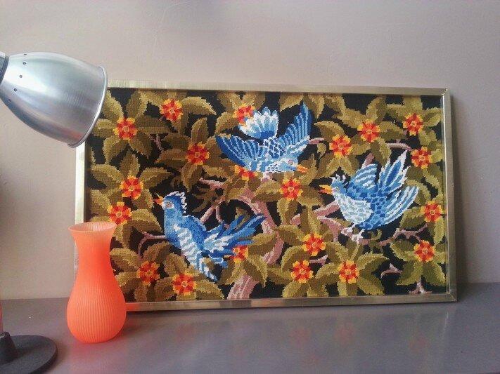 canevas oiseaux 2