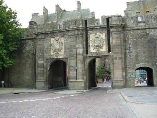 La porte de St-Malo