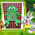 La grenouille méteo
