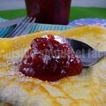 Confiture de fraises à la machine à pain