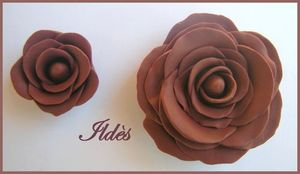 fimo roses 1