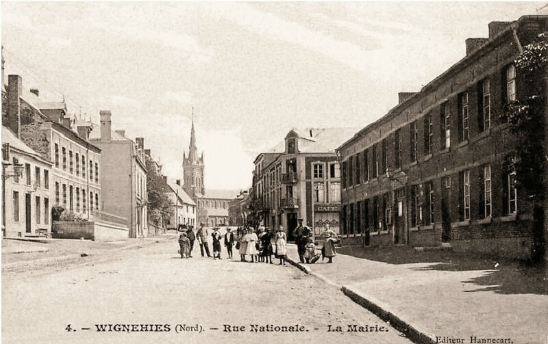 WIGNEHIES-Rue Nationale