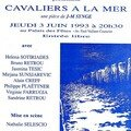 affiche Cavaliers