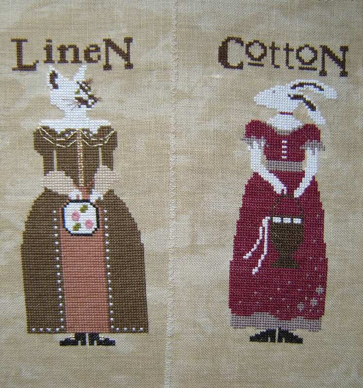 Linen et Cotton