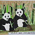 cathala pascale pandas fête du fil 2016