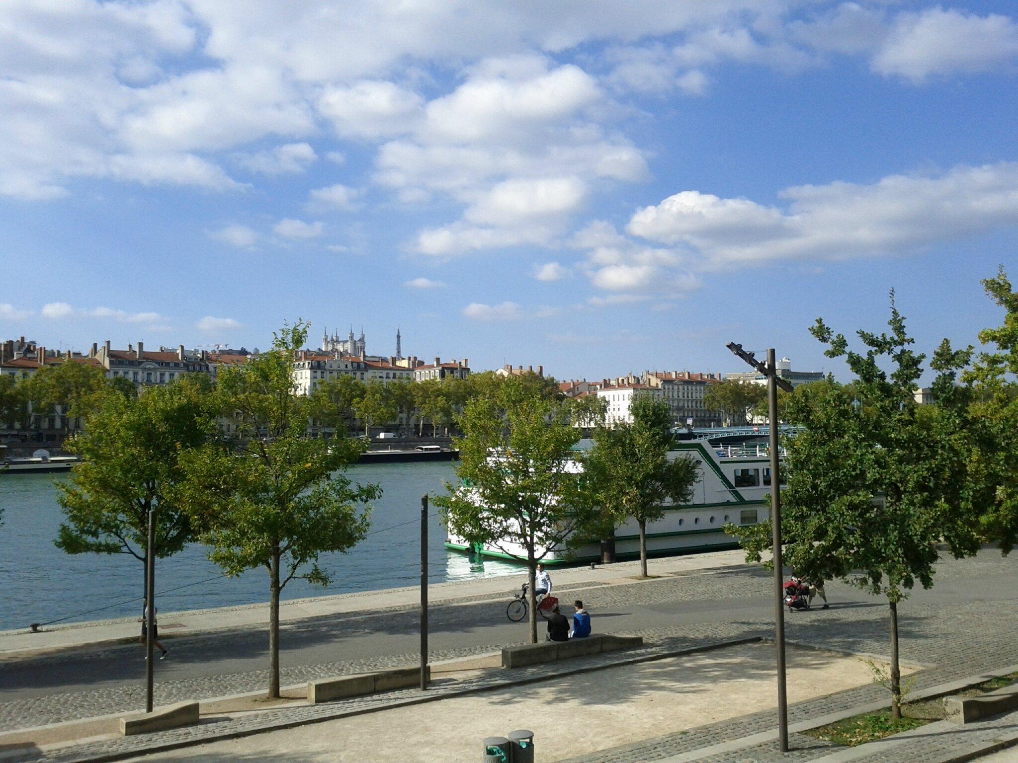 Quai du Rhône