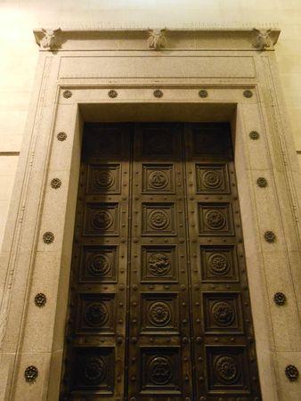 Portes du musée national