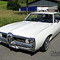 Pontiac le mans hardtop sedan-1968