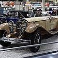 Mercedes 710 ss w06 sindelfingen sports tourer 1930