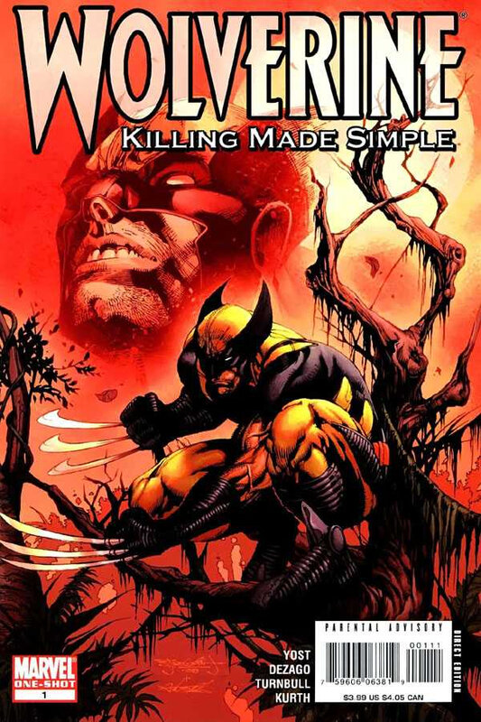 wolverine killing made simple