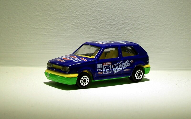 Vw golf II (ref 264) Majorette