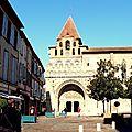 Abbaye bénédictine de moissac : splendeurs de la sculpture romane
