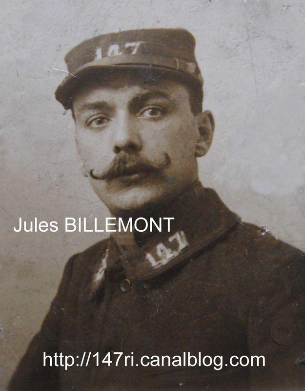 BILLEMONT Jules