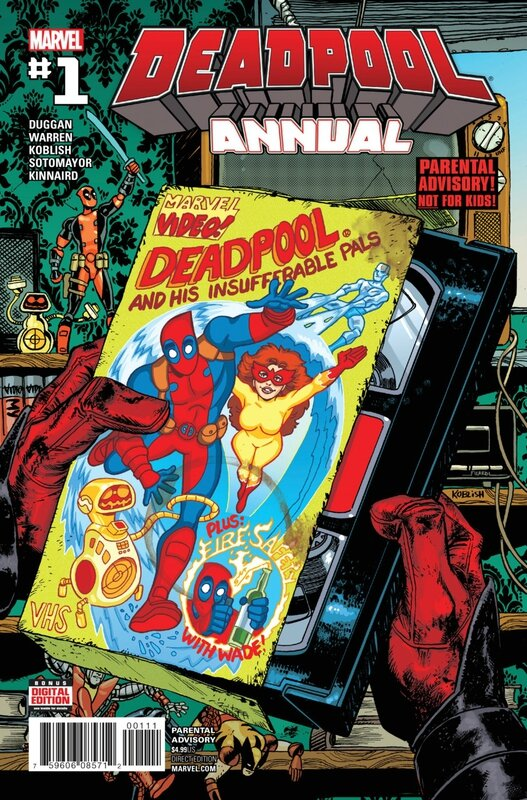 deadpool V5 annual 01