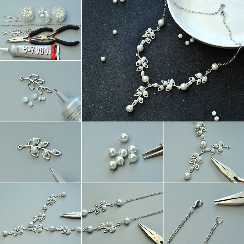 PandaHall-Tutorial-on-Tibetan-Style-Branch-Pendant-Necklace-with-Pearl-Beads1080-8