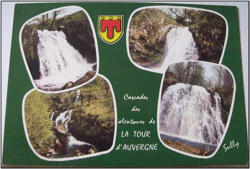 La Tour d'Auvergne - datée 1976