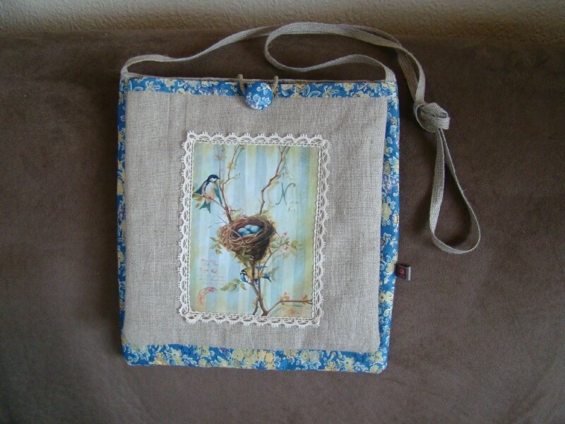 petit sac au nid