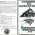 Journal de presse numéro 13 sur la commune de houesville