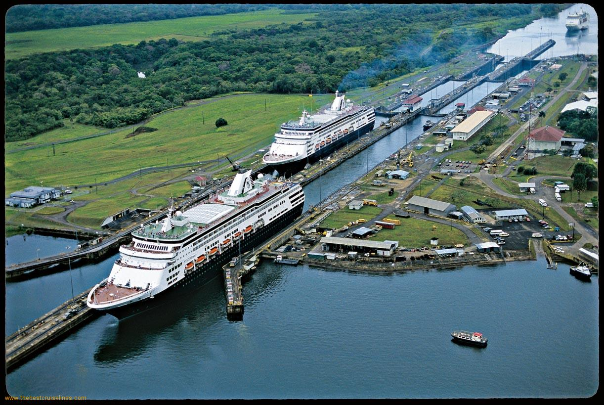 CANAL DE PANAMA BATEAUX 2