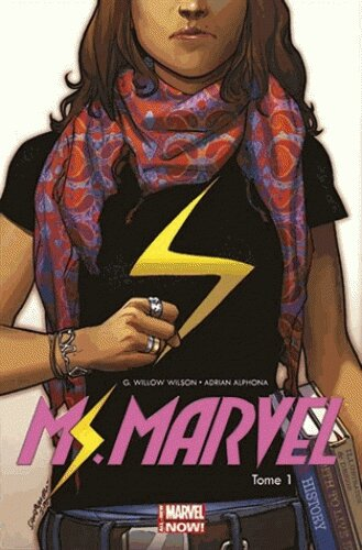 MS Marvel, tome 1