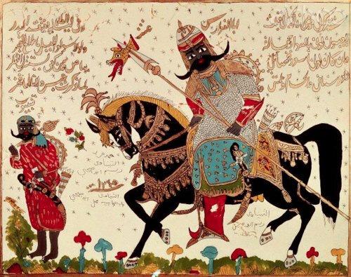 Antarah_bin_shadad_old_manuscript