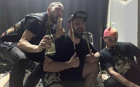 The Hateful Three photo promo