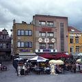 Ostende, place des Pêcheurs, août 2007