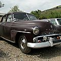 Dodge kingsway custom 4door sedan-1952