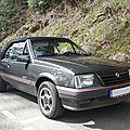 Opel ascona c gt cabriolet