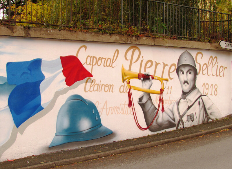 Fresque Beaucourt Caporal Sellier Photo F Plain R