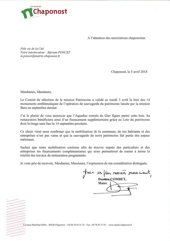courrier à l'attention des associations chaponoises_1