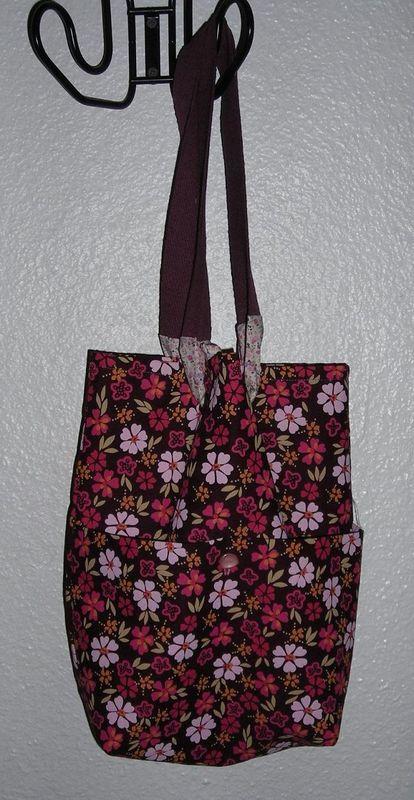 Un sac de Fille... modèle Céline Dupuy
