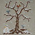 Sal arbre d'hiver