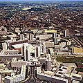Vue aérienne d'Argenteuil