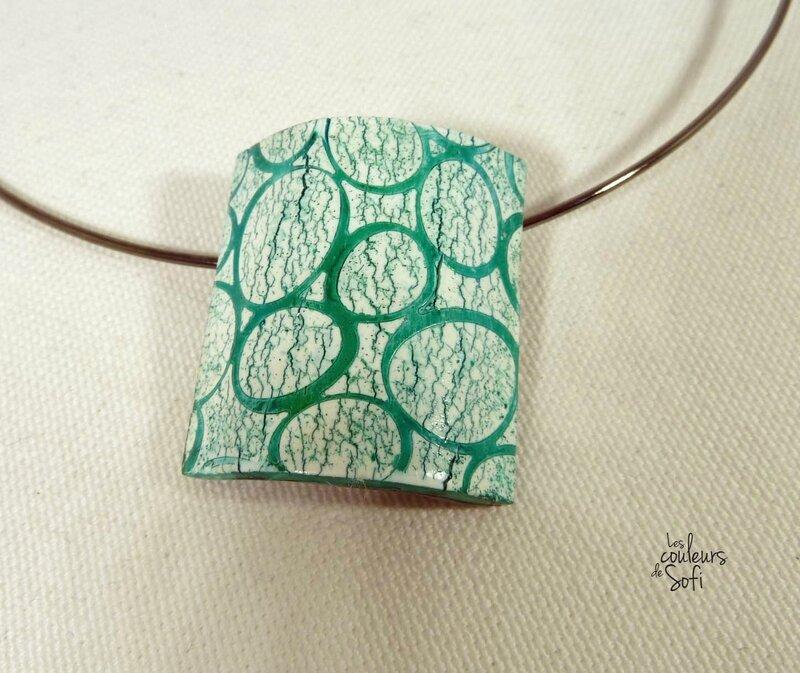 C batik vert