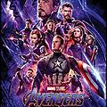 Cinéma - avengers : endgame (2/5)
