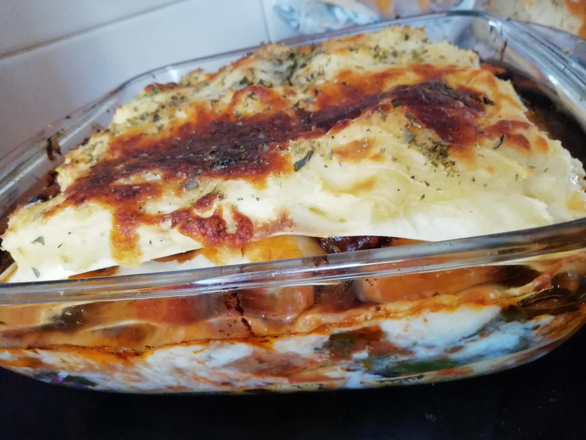 Les lasagnes de la Cantinière