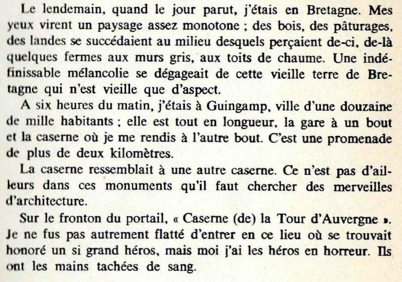 Barthas en Bretagne