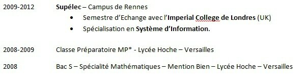 Exemple formation 3