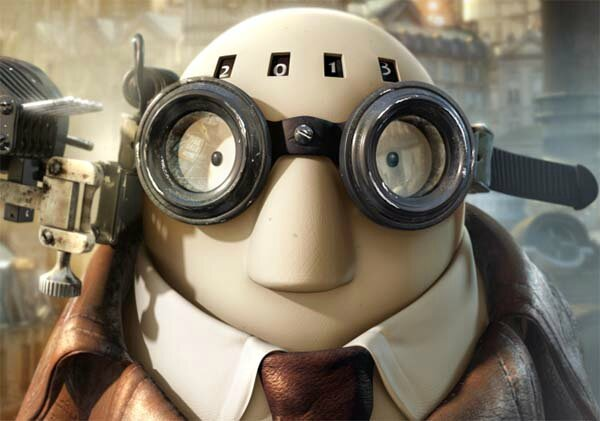 [FILMS] Mr Hublot : la poésie steampunk oscarisée