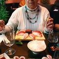 Janine et les sushis