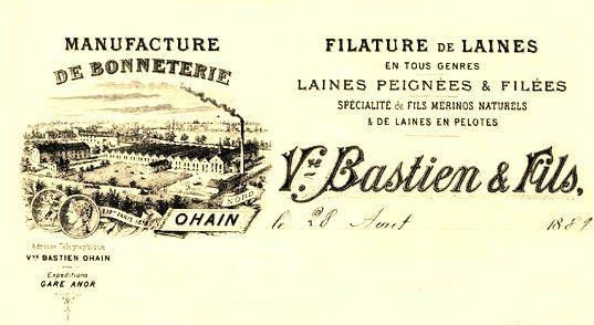 OHAIN-Vve Bastien & Fils
