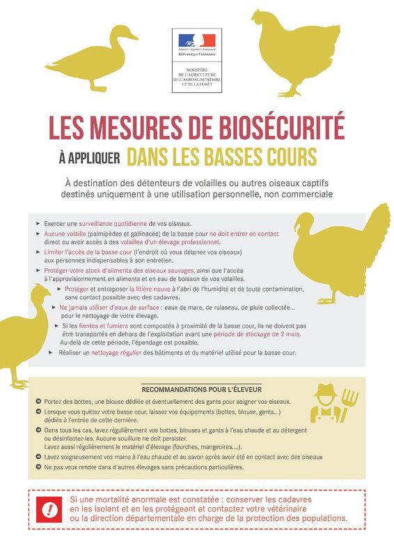 biosecurite
