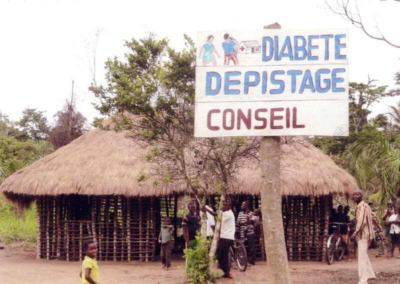 Centre de dépistage du diabète