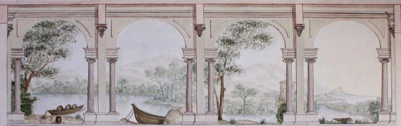 maquette1 - décor interieur
