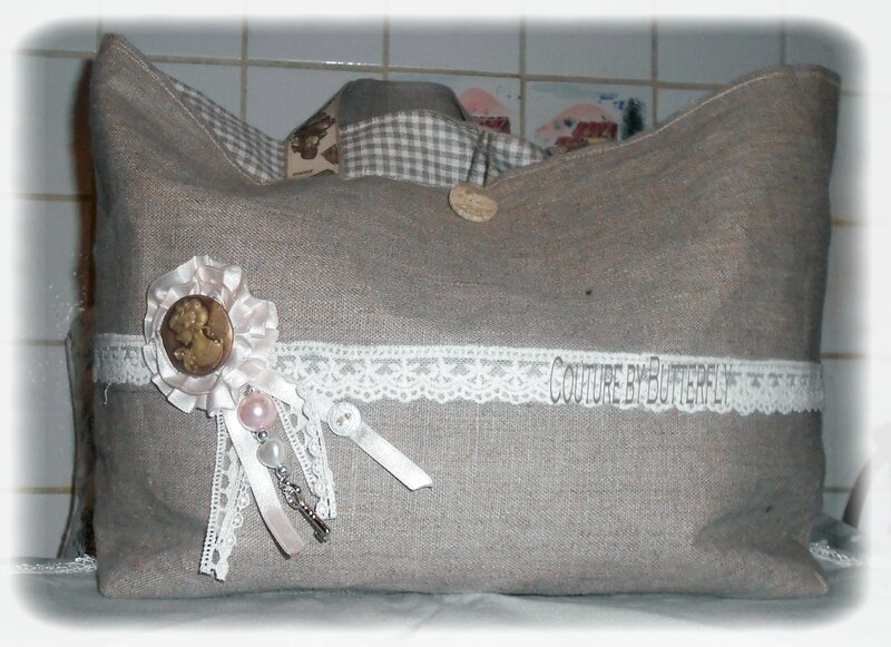 Sac couture by Butterfly Tuto Des Fees et des Points