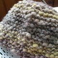 Second bonnet au tricot