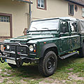 Land rover defender 130 td5 double cabine 1999