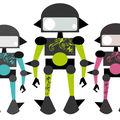 Des petits robots en veux tu en voilà